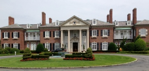 The Glen Cove Mansion, home of the Writing and Yoga Retreat